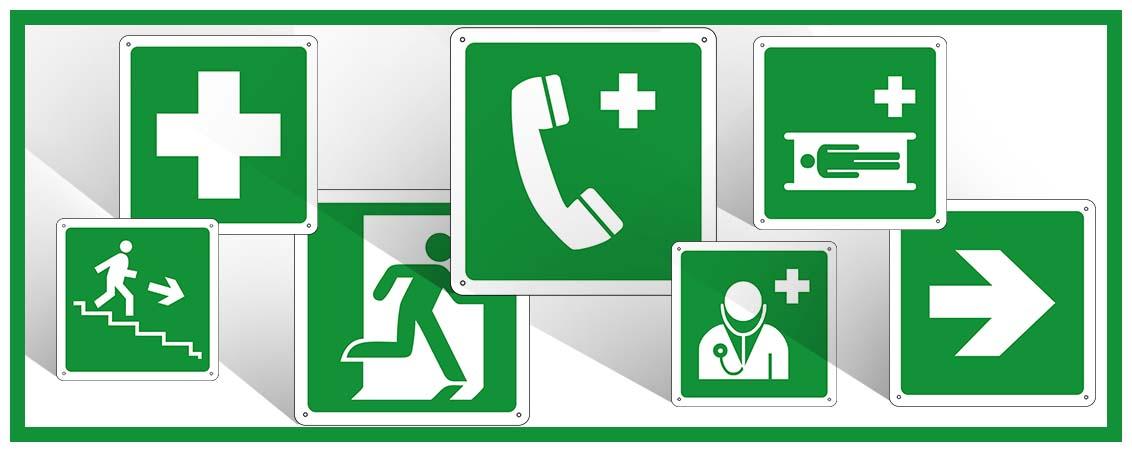 condominio istruzioni emergenza