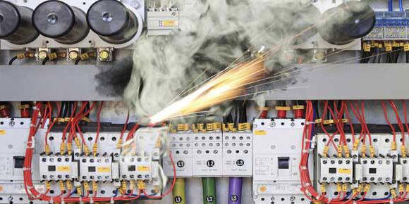 impianto elettrico non a norma